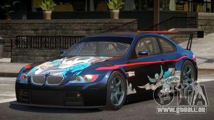 BMW M3 GT2 MS PJ6 für GTA 4