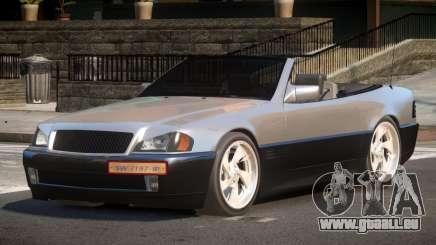 Mercedes Benz SL500 CMR für GTA 4