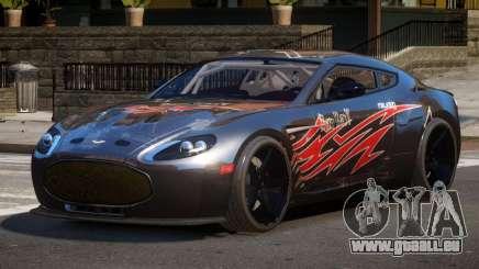 Aston Martin Zagato G-Style PJ5 für GTA 4