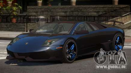 Lamborghini Murcielago LP670 TI pour GTA 4