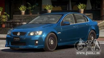 Holden Commodore TR für GTA 4