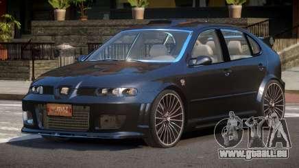Seat Leon RS pour GTA 4