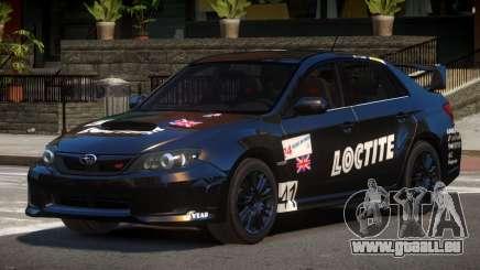 Subaru Impreza WRX SR PJ5 für GTA 4