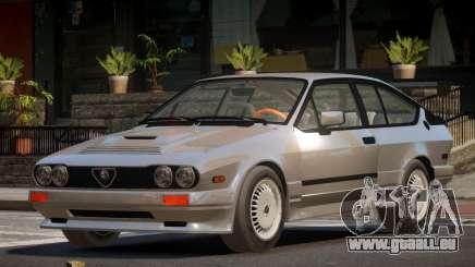 Alfa Romeo GTV6 MS pour GTA 4