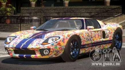 Ford GT1000 RS PJ5 pour GTA 4