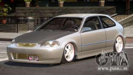 Honda Civic RG-49 für GTA 4