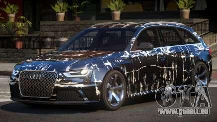 Audi RS4 GST PJ2 pour GTA 4