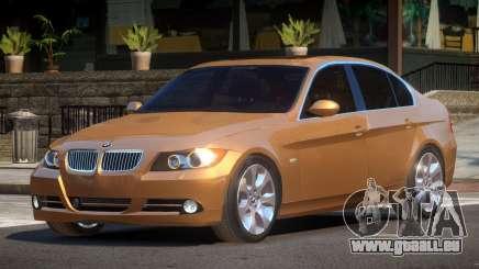 BMW M3 E90 V1.1 für GTA 4