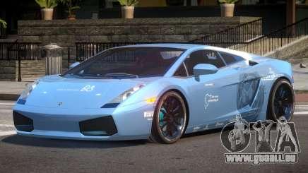 Lamborghini Gallardo FSI PJ3 für GTA 4