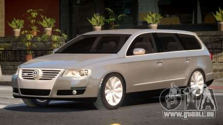 Volkswagen Passat R50 V1.1 pour GTA 4