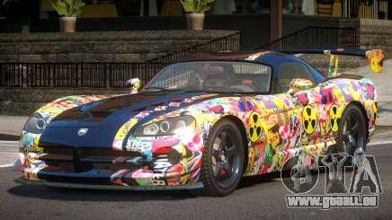 Dodge Viper SRT M-Sport PJ1 pour GTA 4