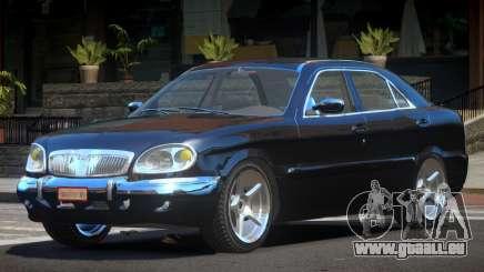 GAZ 3111 RS pour GTA 4