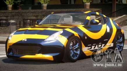 Nissan 370Z TR PJ3 für GTA 4
