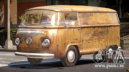 Volkswagen Transporter T2 Rusty für GTA 4