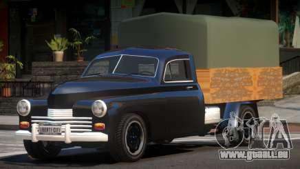 1976 GAZ M20 pour GTA 4