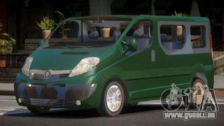 Renault Trafic V1.0 pour GTA 4