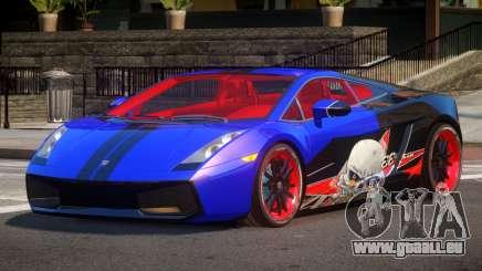 Lamborghini Gallardo FSI PJ5 für GTA 4
