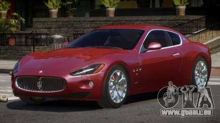 Maserati Gran Turismo E-Style pour GTA 4