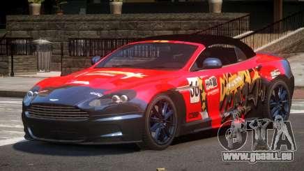 Aston Martin DBS Volante SR PJ1 für GTA 4