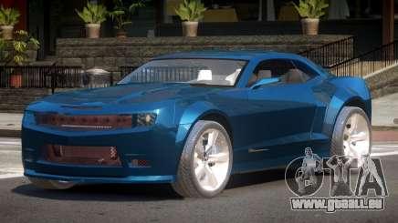Chevrolet Camaro LF für GTA 4