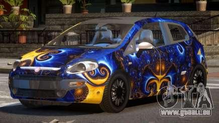 Fiat Punto TR PJ3 pour GTA 4