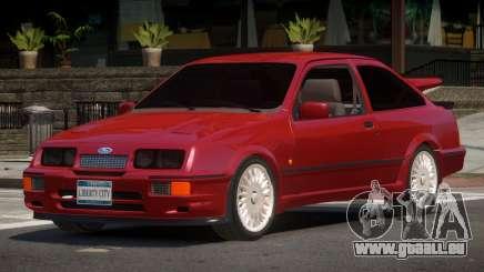 1993 Ford Sierra pour GTA 4
