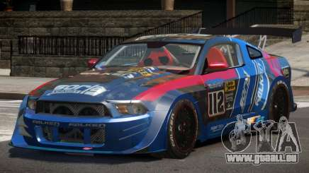Ford Mustang GT R-Tuning PJ3 für GTA 4