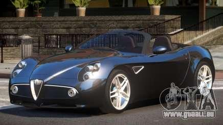Alfa Romeo 8C RT pour GTA 4