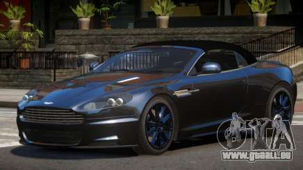 Aston Martin DBS Volante SR für GTA 4