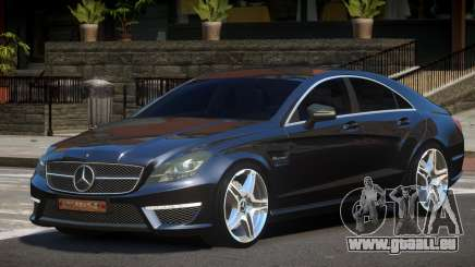 Mercedes Benz CLS 63 L-Tuned für GTA 4