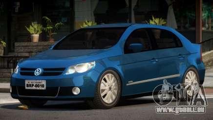 Volkswagen Voyage LT für GTA 4