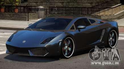 Lamborghini Gallardo LP560 MR für GTA 4