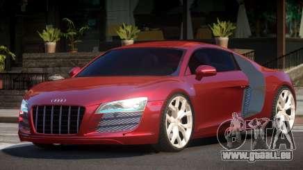 Audi R8 G-Style pour GTA 4