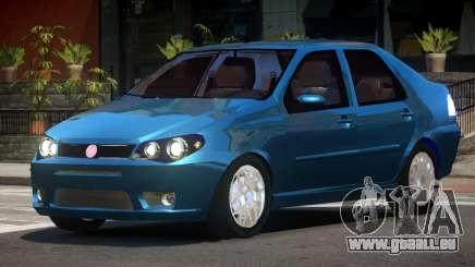 Fiat Albea V1.0 für GTA 4