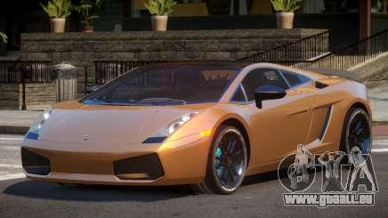 Lamborghini Gallardo FSI pour GTA 4