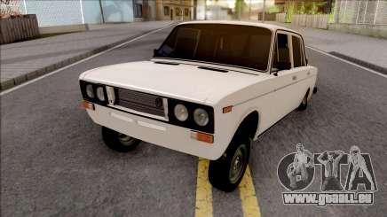 VAZ 2106 Dubaï Style pour GTA San Andreas