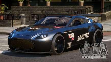 Aston Martin Zagato G-Style PJ2 für GTA 4