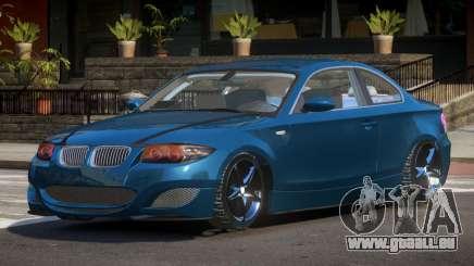 BMW 135I TR pour GTA 4