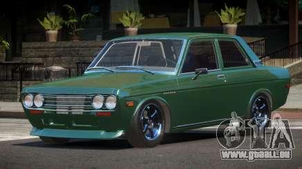 1972 Datsun Bluebird 510 für GTA 4