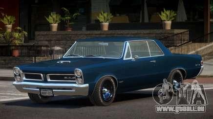 Pontiac GTO PR für GTA 4