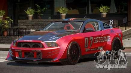 Ford Mustang GT R-Tuning PJ2 für GTA 4