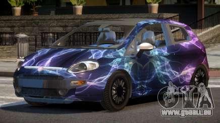 Fiat Punto TR PJ2 pour GTA 4