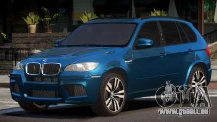 BMW X5 GST V1.2 für GTA 4