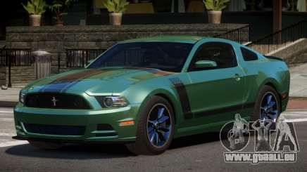 Ford Mustang 302 MS für GTA 4