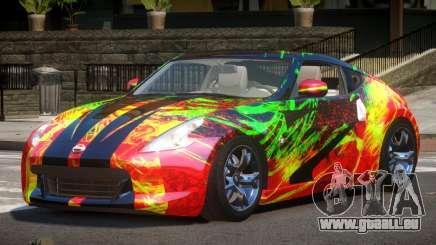 Nissan 370Z TR PJ6 für GTA 4
