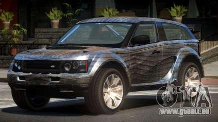 Land Rover Bowler RT PJ6 pour GTA 4