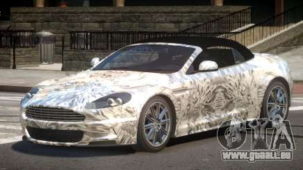 Aston Martin DBS Volante SR PJ2 für GTA 4