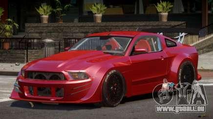 Ford Mustang GT R-Tuning für GTA 4