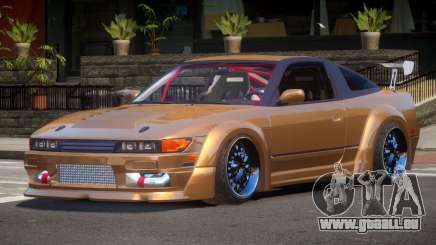 Nissan Sileighty GT für GTA 4