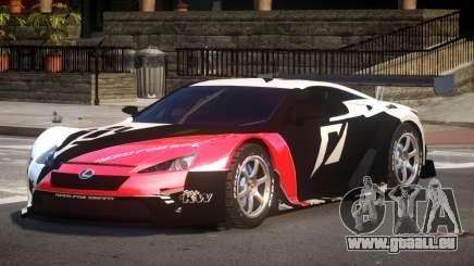Lexus LFA R-Style PJ1 pour GTA 4